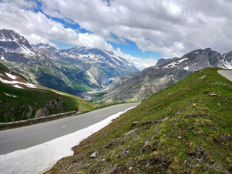 2.5 Abfahrt Col du Pt-St-Bernard