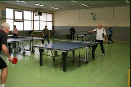 Tennis De Table Retraite Sportive Et Culturelle De L Hautil