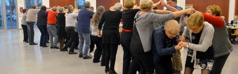 Après-midi dansant autour du Beaujolais nouveau