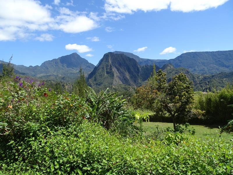 Cirque Salazie Ile de la Réunion