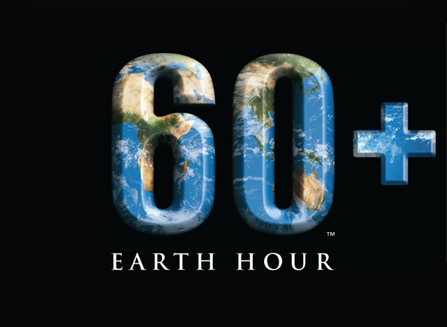 Earth Hour 2015 logo