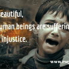 suffering intolerable injustice