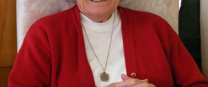 Eulogy for Sister Margaret Maher RSCJ 10th October, 2017