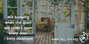 I open every door