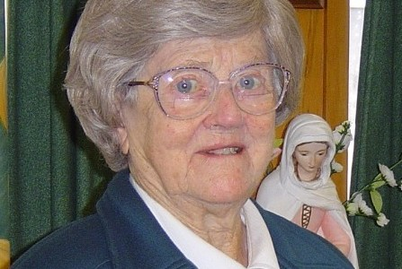 Eulogy for Sr Margaret Monica McGivern R.I.P