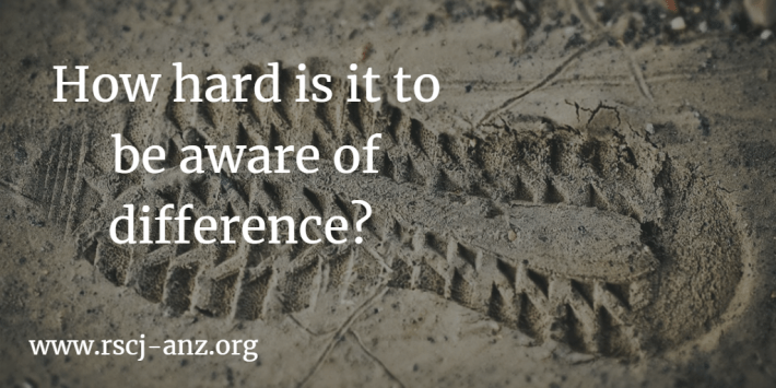 awareness of difference