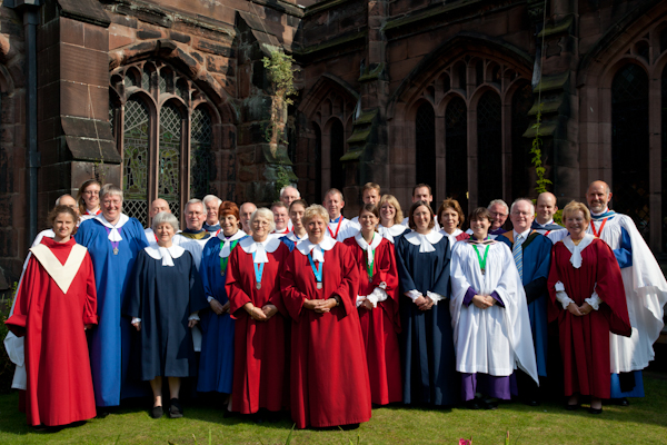 ECS at Chester Cathedral - 2010