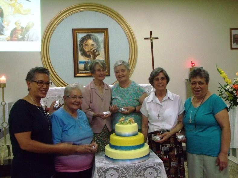 60 anos de Consagração