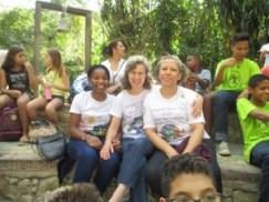Noviça Celine, Ir.Eugenia, Ir.Delva-SCM