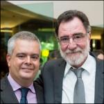 Rogério Tavares e Patrus Ananias