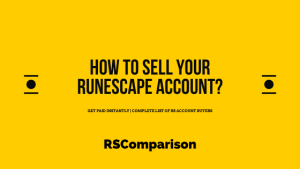 sell runescape account
