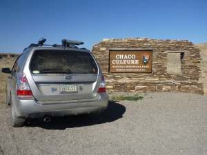 my forester at chaco culture nhp