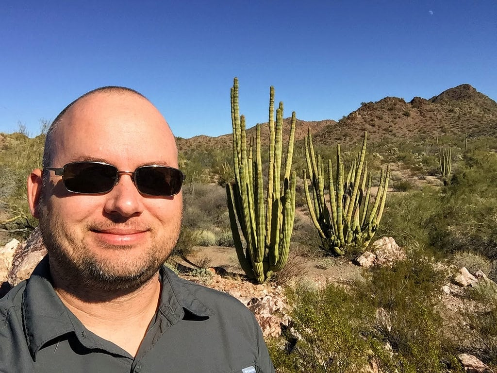 scott organ pipe cactus