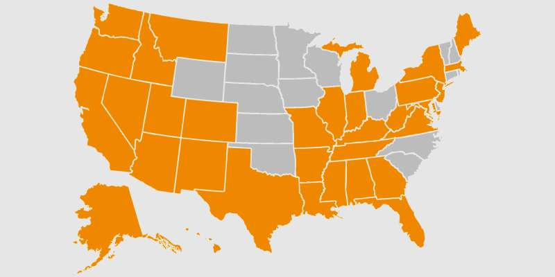 States I've visited a brewery in