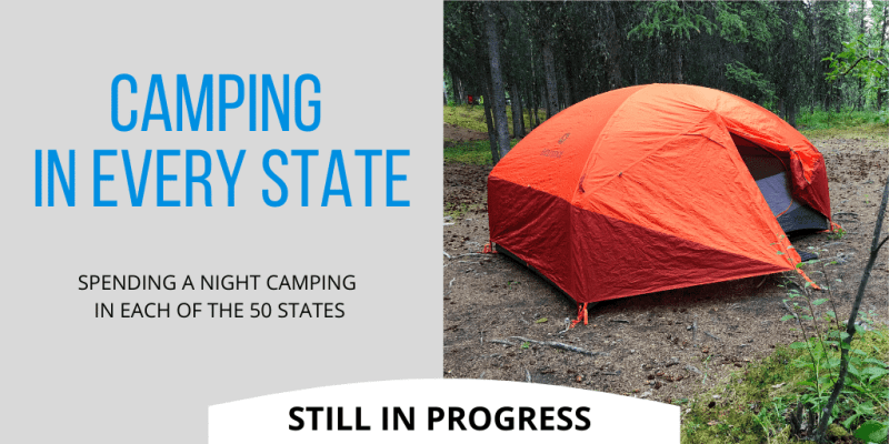 Camping in every state