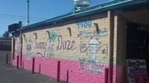 Cute little restaurant in Tucson- Sunny Daze