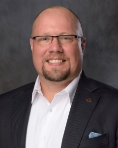 Professional portrait of Ryan Denmark, RSDC Co-Founder and CEO