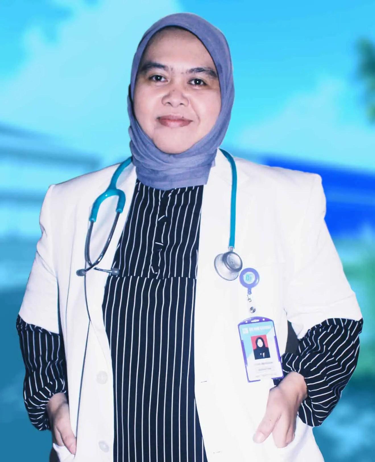 dr. Irna Purnamasari, Sp.KFR, M.H.Kes