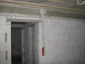 Elektro Installationen-Neubau