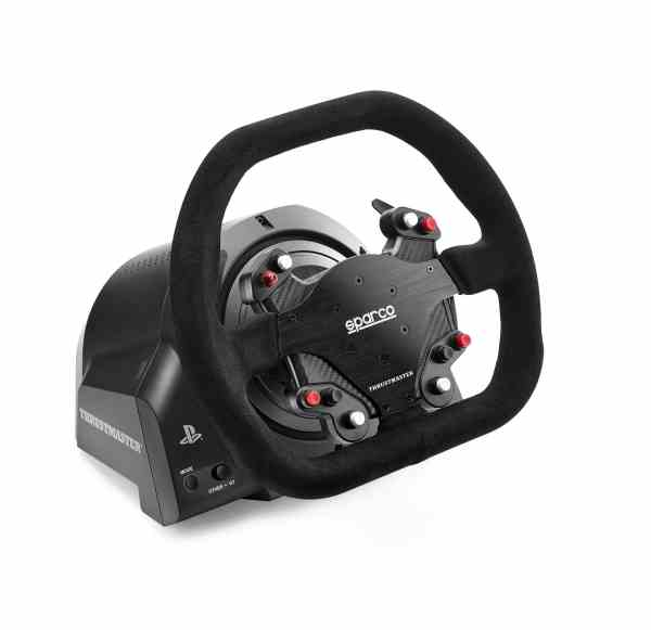 Sparco P310 wheel add-on T-GT view