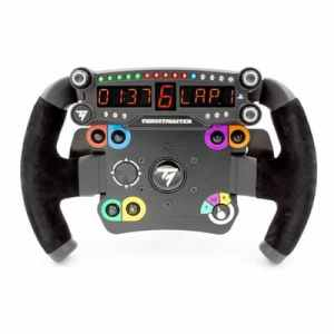 Thrustmaster open wheel + BT Led display