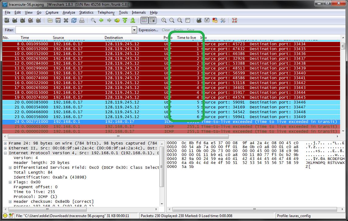 Mac 및 Linux에서 빠른 ping 과 traceroute 사용하기