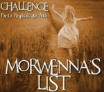 logo Morwenna's list mini