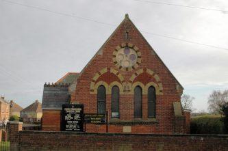Elmfield Congregational Church, Marlborough Road