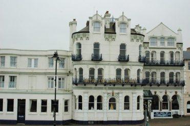 Royal Esplanade Hotel March 2008