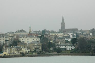 Ryde from the Pier March 2008
