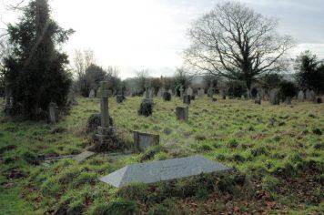 St John's Cemetery January 2008