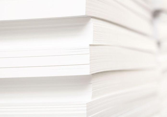 Risme di carta - Il Progetto Addio Carta vuole limitarne l'uso
