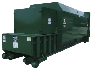 Self Cotained Compactor for Rent