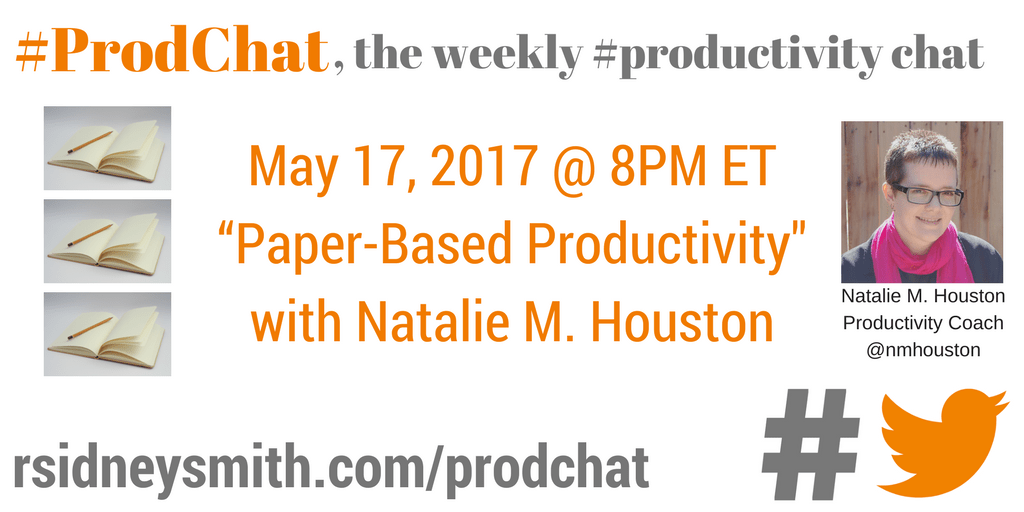 Paper-Based Productivity