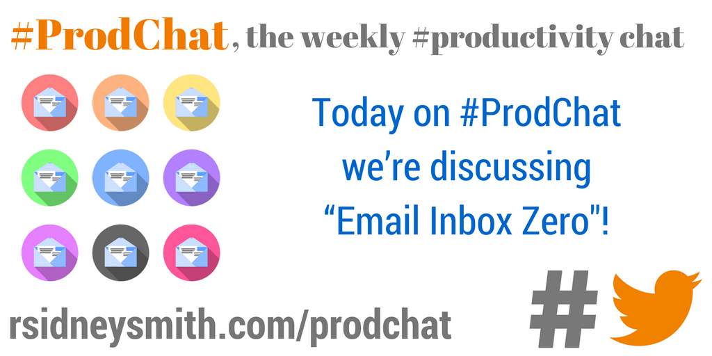 ProdChat - Email Inbox Zero - September 20 2017