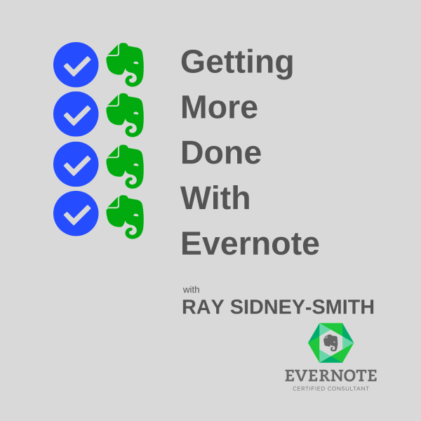 Getting More Done With Evernote Podcast