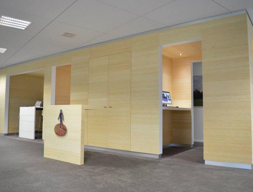 Rabobank Kantoor Inrichting