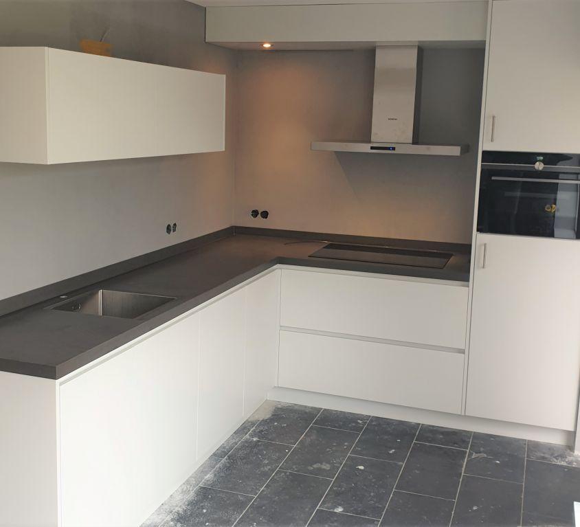 Inbouw Keuken met Apparatuur