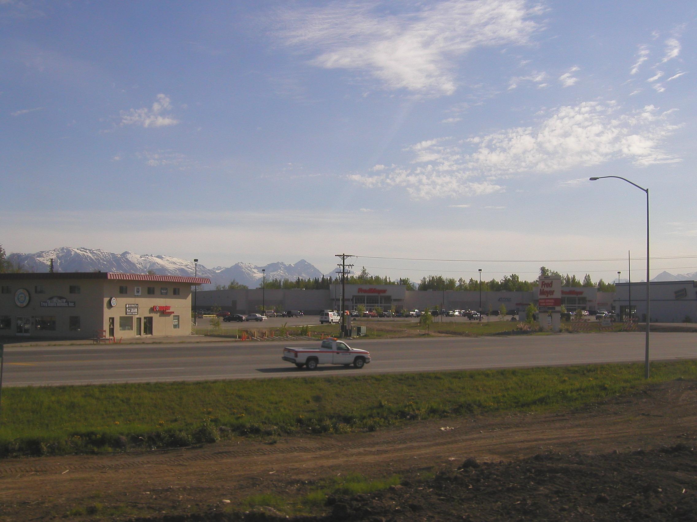 Fred Meyer, Wasilla, Alaska