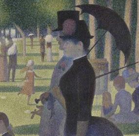 Georges Seurat, Art Institute of Chicago