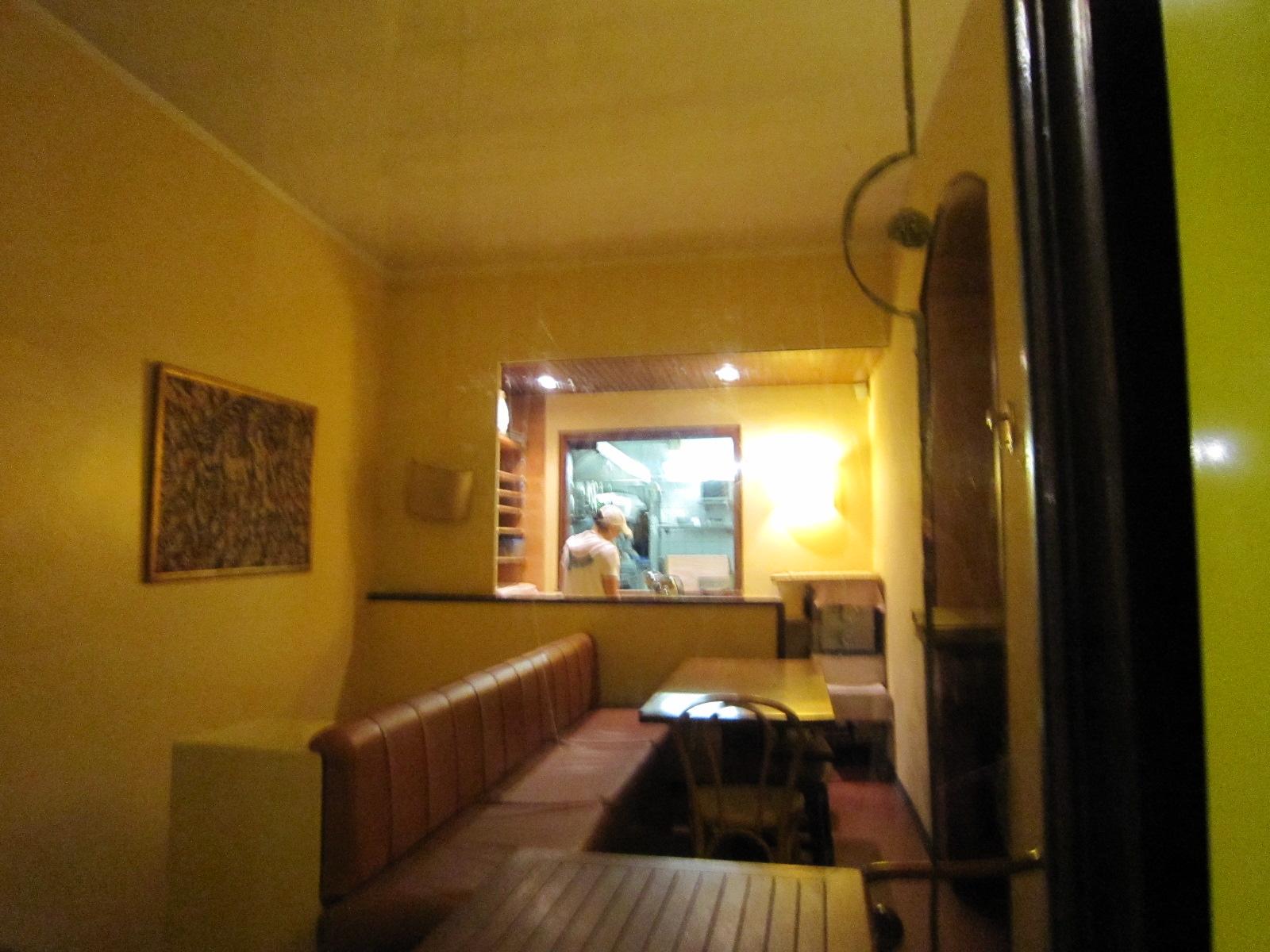 Yellow Bar, Florence