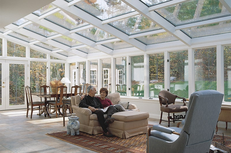 sunrooms and patio covers