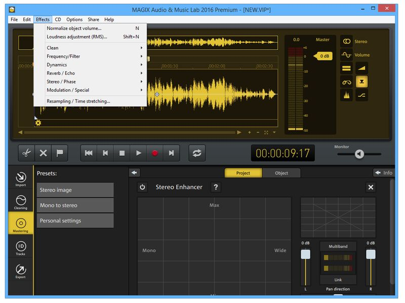 MAGIX Audio & Music Lab