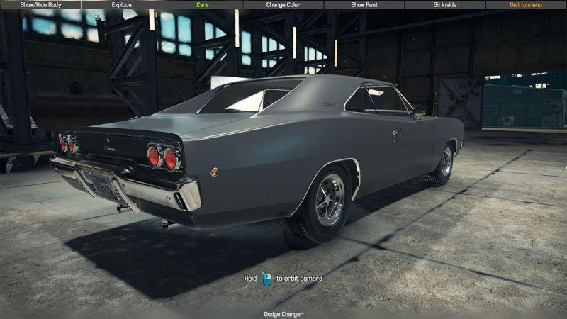 игра Car Mechanic Simulator 2018