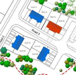 Phase 1: 8 semi-detached homes - sold out
