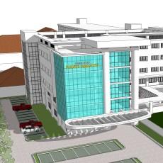 Rencana Pembangunan Gedung Diagnostic Center RS Panti Rahayu