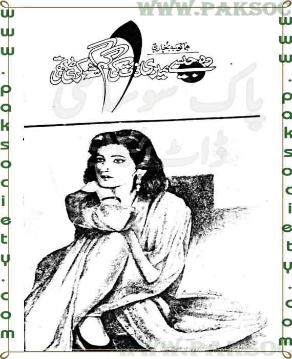 Wo Meri Zaat Ki Gumshuda Karhi Thi