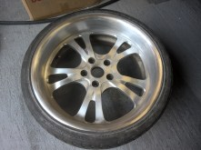 Front wheel3