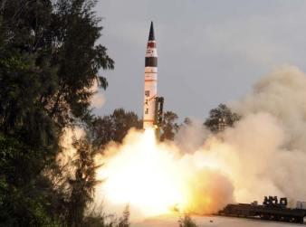 Agni 5: Intercontinental Ballistic Missile