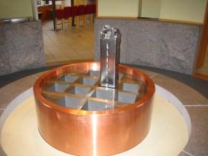 Canister design, Aspo Hard Rock Laboratory Sweden